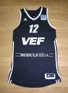 VEF Riga 2015 – 2016 Home kit