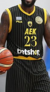 AEK Athens 2018-19 away kit