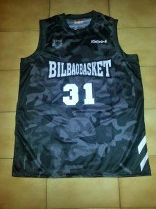 Bilbao Basket 2013-14  game vs 76ers special edition