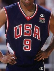 USA Sydney 2000 Olympic games away kit