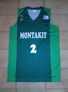 MONTAKIT Fuenlabrada 201 -16 Christmas special edition