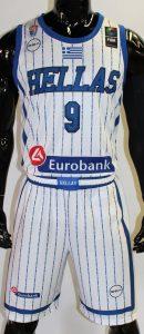 Greece  2019 third kit retro style