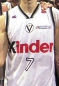 Kinder Bologna 2000-01 Home kit