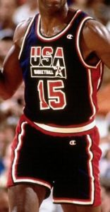 USA 1992 Olympic games away kit