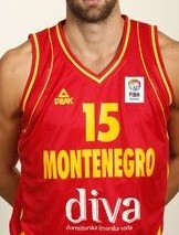 Montenegro Eurobasket 2013 Home kit