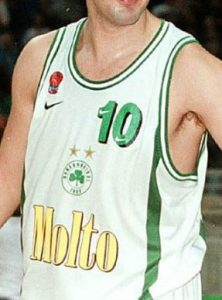 Panathinaikos 1999 – 2000 away kit