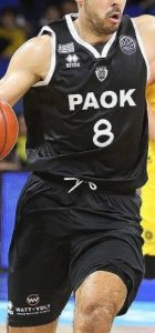 PAOK Thessaloniki 2018-19 away kit