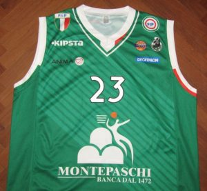 MontePaschi Siena 2012-13 Home kit