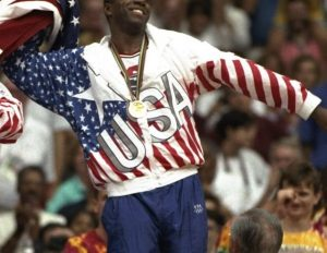 Team USA 1992 Barcelona Olympic Games tracksuit