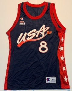 USA Atlanta 1996 olympic games away kit