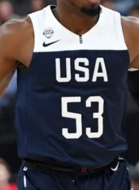 USA FIBA world cup 2019 away kit
