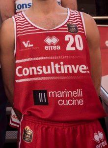 Victoria Libertas Pesaro 2016-17 away kit