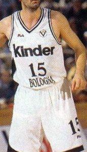 Kinder Bologna 1996-97 Home kit