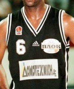 PAOK Thessaloniki 1998-99 away kit