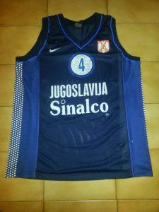 Yugoslavia 2011 eurobasket home kit