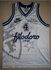 Filodoro Bologna 1994 – 95 Home kit