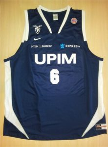 UPIM Bologna 2007 – 08 away kit
