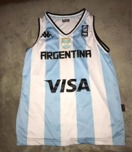 Argentina 2014 – 2015 home kit