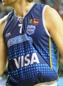 Argentina 2011 away kit