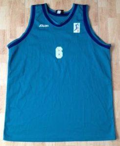 Baloncesto Fuenlabrada 1998 -99 Home jersey