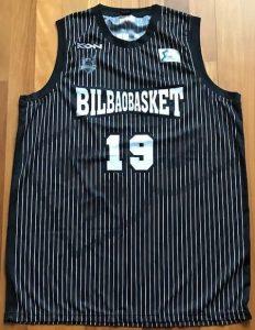 Bilbao Basket 2013 -14 Home kit