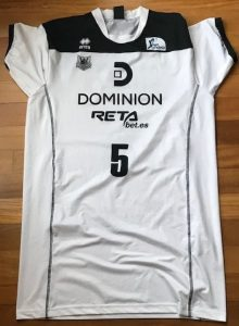 Bilbao Basket 2015 -16 short sleeve shirt