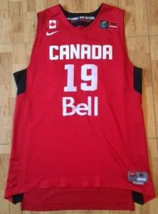 Canada 2012 -13 Home jersey