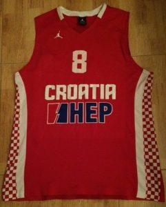 Croatia 2015 -16 away jersey