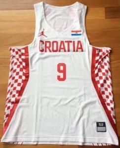 Croatia 2016 -17 Home kit