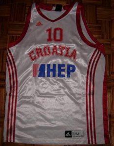 Croatia Unknown kit circa 2011
