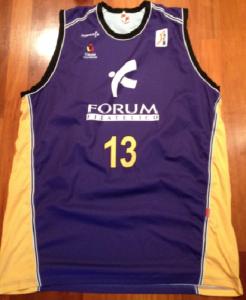 Forum Valladolid 2005 -06 Home jersey