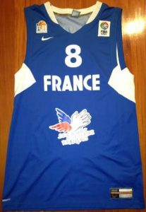 France 2009 -10 Home jersey
