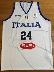 Italy 2018 -19 away jersey
