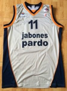 Jabones Pardo Fuenlabrada 2002 -03 aternative kit