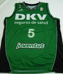 DKV Joventut 2003 -04 Home kit