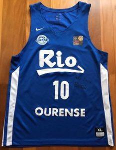 Rio Ourense 2017 -18 Home jersey