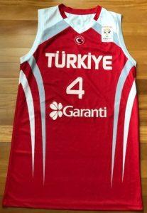 Turkey 2018 -19 Home jersey