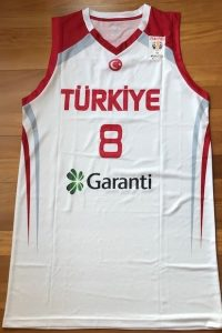 Turkey 2018 -19 away jersey