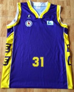 Baloncesto Valladolid 2013 -14 Home kit