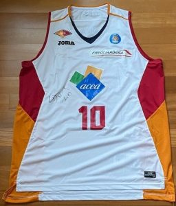 acea Roma 2014 -15 Home jersey