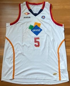 acea Roma 2013 -14 Home jersey