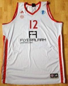 Bayern Munich 2011 -12 away jersey