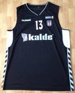 Besiktas 2012 -13 away jersey