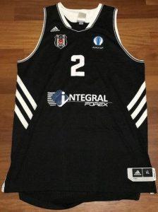 Besiktas 2014 -15 away jersey