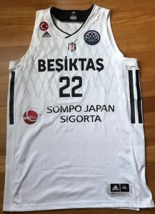 Sompo Japan Istambul 2018 -19 Home jersey
