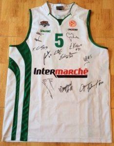 Zielona Góra 2013 -14 Home kit
