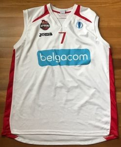 Spirou Charleroi  Unknown kit