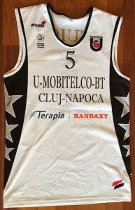 Universitatea Cluj-Napoca Unknown Home kit possibly 2010-11