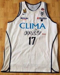 Clima Mio Bologna 2005 -06 Home kit
