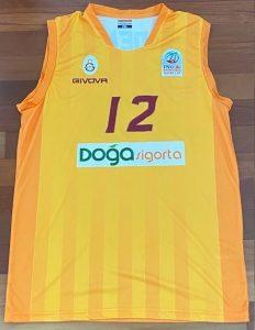 Galatasaray 2018 -19 alternate kit